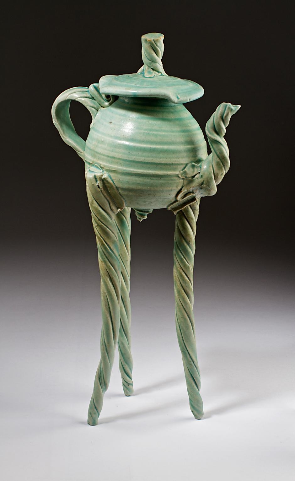 Teapot by Wayne Cardinalli